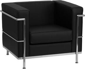 Flash Furniture ZBREGAL8101CHAIRBKGG