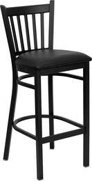Flash Furniture XUDG6R6BVRTBARBLKVGG