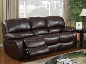 Global Furniture USA U8122Burgundy950S