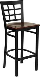 Flash Furniture XUDG6R7BWINBARMAHWGG