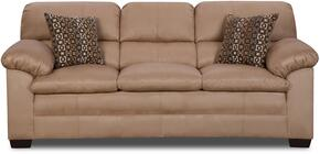Simmons Upholstery 368503VELOCITYLATTE