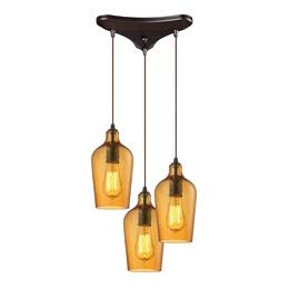 ELK Lighting 103313HAMB