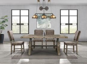Global Furniture USA D855DTBR4D855DCBR