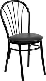 Flash Furniture XU698BBLKVGG