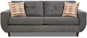 Simmons Upholstery 695003KILLINGTONGRAPHITE
