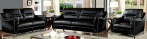 Furniture of America CM6008BKSFLVCH