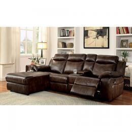 Furniture of America CM6781BRSECTIONAL