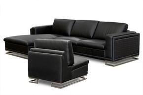 Diamond Sofa BLVDLFSECT3PCB