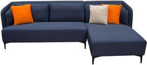 Diamond Sofa DYLANRF2PCSECTNB