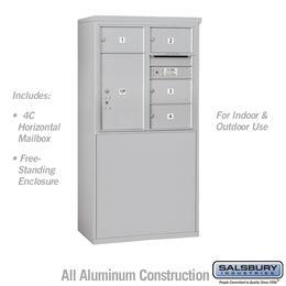 Salsbury Industries 3908D04AFU
