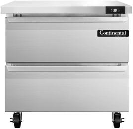 Continental Refrigerator SW32D