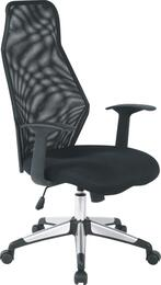 VIG Furniture VGLFW35BLK