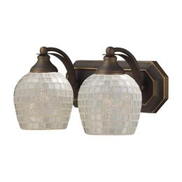 ELK Lighting 5702BSLV