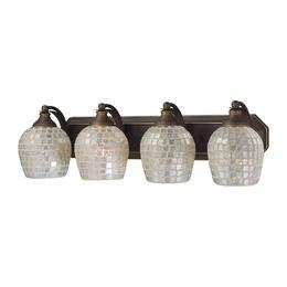 ELK Lighting 5704BSLV