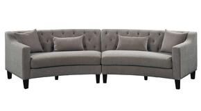 Furniture of America CM6370SECTIONAL
