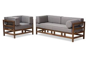 Wholesale Interiors BBT80331GREYXD452PCSET