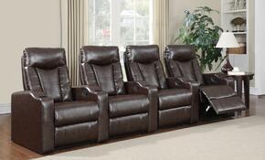 Myco Furniture CA9504BR4PC
