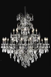 Elegant Lighting 9724G44DBRC
