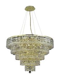 Elegant Lighting 2037D30GRC