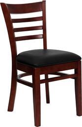 Flash Furniture XUDGW0005LADMAHBLKVGG