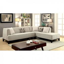 Furniture of America CM6861BGSECTIONAL