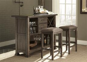Liberty Furniture 466DR3BAR