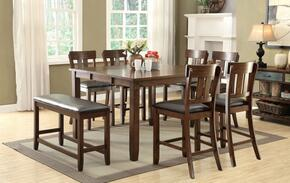 Furniture of America CM3355PT6PCPBN