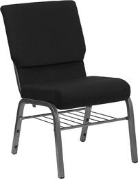 Flash Furniture XUCH60096BKSVBASGG