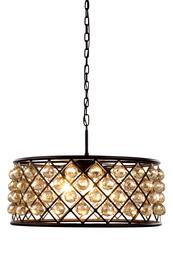 Elegant Lighting 1214D25MBGTRC