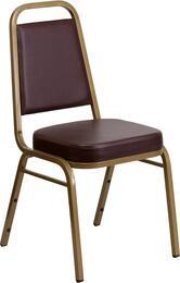 Flash Furniture FDBHF1ALLGOLDBNGG