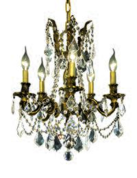 Elegant Lighting 9205D18ABRC