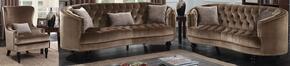 Furniture of America CM6145BRSFLVCH