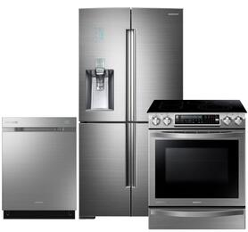 Samsung Appliance SAM3PCFSFDCD30EFISSKIT2