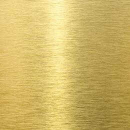 Brushed Brass Oven Trim and Kn......