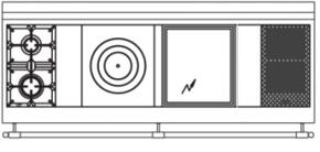180 US N2 Cooktop Configuration w...