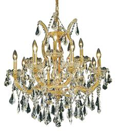 Elegant Lighting 2801D27GRC