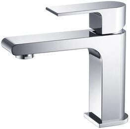 FFT9151CH Allaro Single Hole Mount Vanity Faucet Option - Chrome