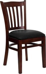 Flash Furniture XUDGW0008VRTMAHBLKVGG