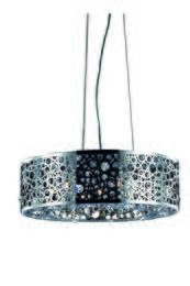 Elegant Lighting 2051D20CRC
