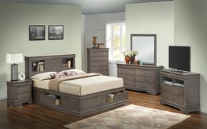 Glory Furniture G3105BQSBDMNCMC