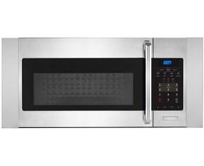 "IQ-Touch EI30SM35QS 30"" Over-The-Range Convection Microwave with MWFILKTSS 6"" Filler Kit"