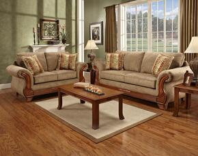 Chelsea Home Furniture 8400RMSL