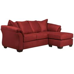Flash Furniture FSD1109SOFCHREDGG