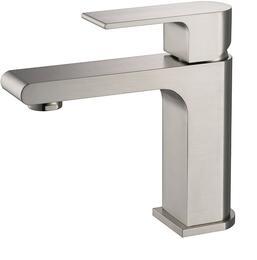 FFT9151BN Allaro Single Hole Mount Vanity Faucet Option  - Brushed Nickel