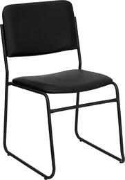Flash Furniture XU8700BLKBVYL30GG