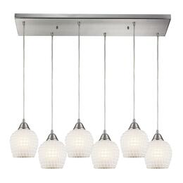 ELK Lighting 5286RCWHT