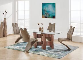 Global Furniture USA D866DT4D4126DC