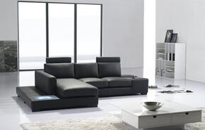VIG Furniture T35MINIBLKBL
