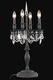Elegant Lighting 9204TL12DB+SH1R6SRC