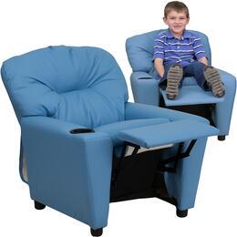 Flash Furniture BT7950KIDLTBLUEGG
